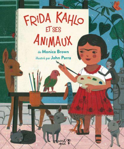 Frida Kahlo et ses animaux