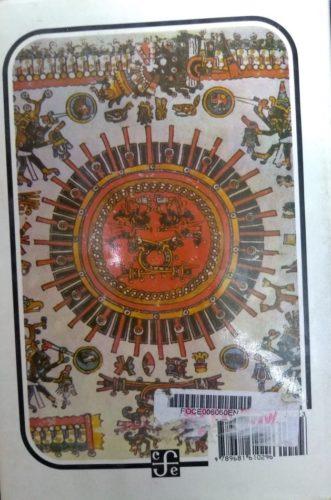 Los dioses en los códices mexicanos del grupo Borgia : 4e de couv.