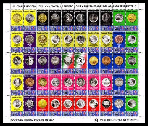 Monedas de México