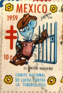El raton vaquero