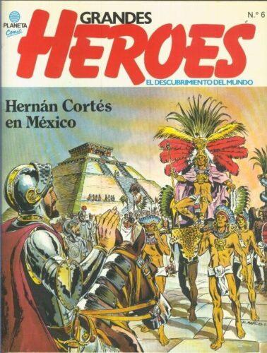 Hernán Cortés en México