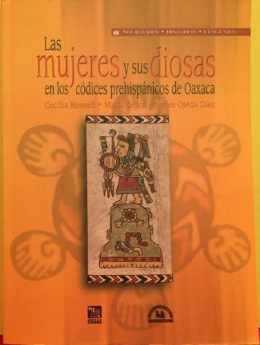 Las mujeres y sus diosas en los códices prehispánicos de Oaxaca