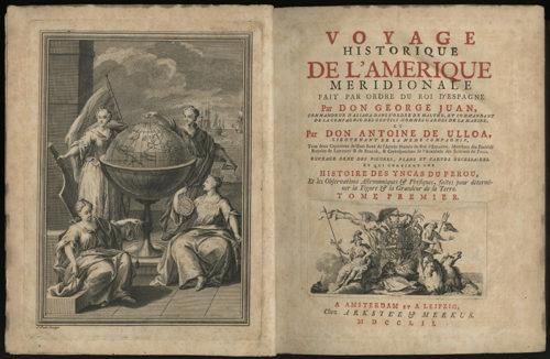 Voyage historique de l'Amérique méridionale, vol. 1