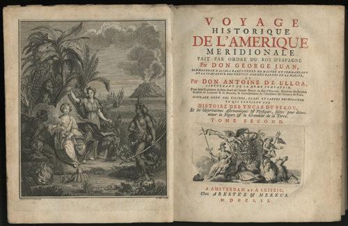 Voyage historique de l'Amérique méridionale, vol. 2