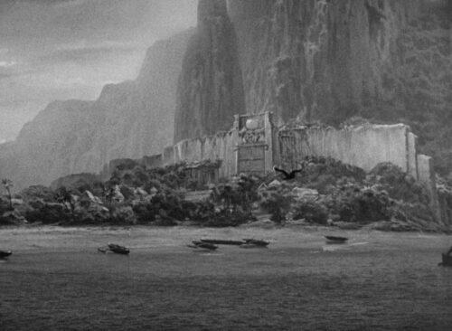 Skull Island dans King Kong (1933)