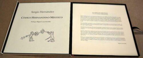 Códice Hernandino-Mixteco : coffret