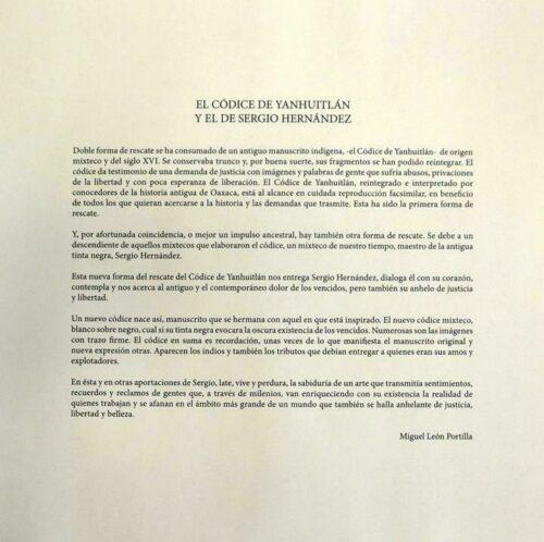 Códice Hernandino-Mixteco : préface