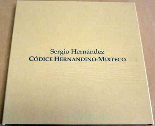 Códice Hernandino-Mixteco : couverture