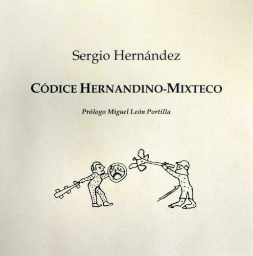 Códice Hernandino-Mixteco : page de titre