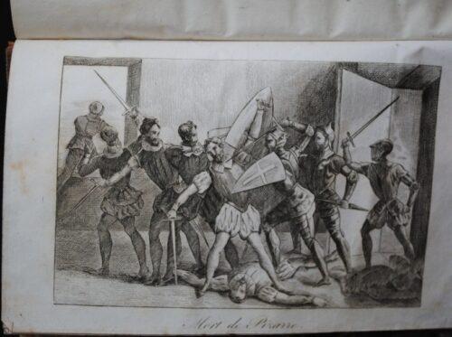 Histoire de la découverte de l'Amérique : Pizarro