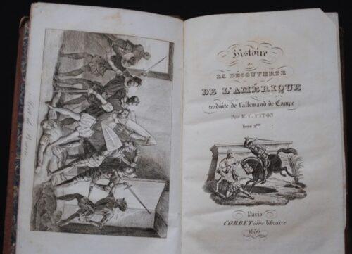 Histoire de la découverte de l'Amérique : tome 2