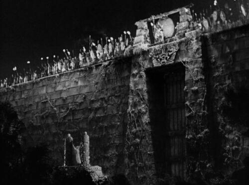 Porte de King Kong 1933