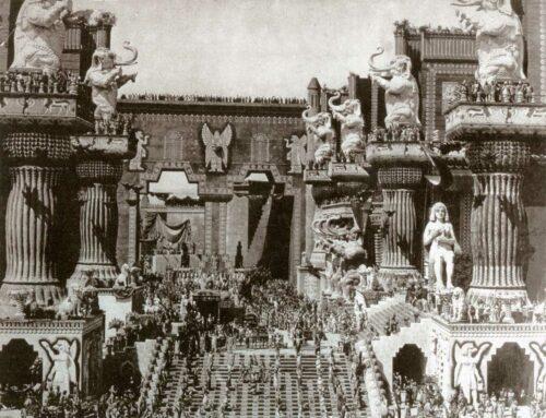 Intolerance (1916) de D.W. Griffith