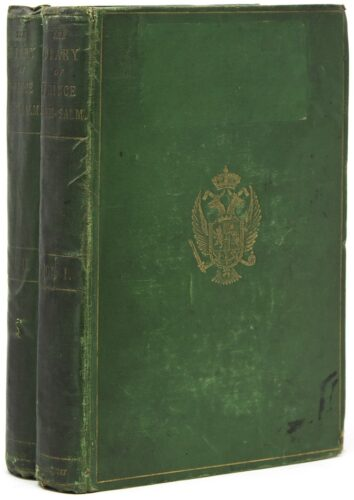 My diary in Mexico in 1867