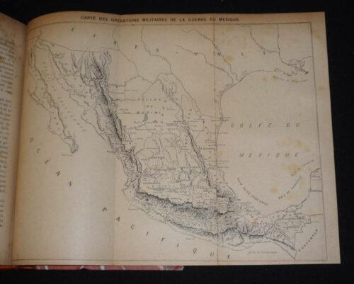 Les Français au Mexique
