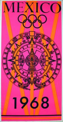 Mexico 1968 rose