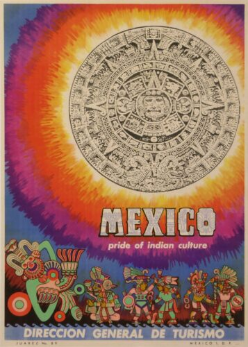 Mexico pride of indian culture