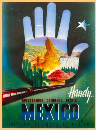 Handy mysterious... colorfoul... exotic... Mexico
