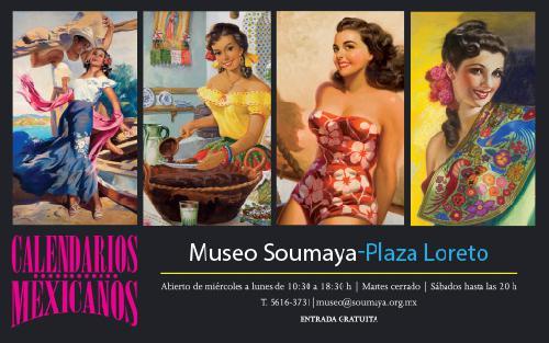 Calendarios mexicanos, Museo Soumaya