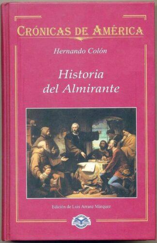 Hernando Colón, la historia del almirante