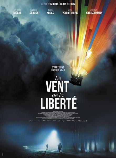 Cinéma. Le vent de la liberté/ Ballon. Un film de Michael Herbig, 2019