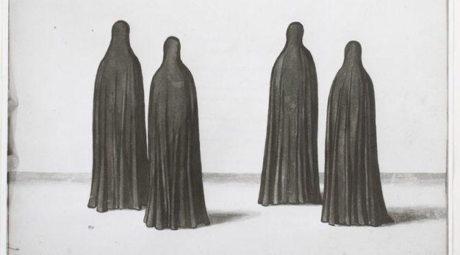 SÉMINAIRE DOCTORAL « LE FANTÔME » – «Au-delà du fantôme, la spectralité : formes et usages d'un thème littéraire»