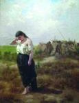 Juan Manuel Blanes, El regreso de la cautiva, 1880.