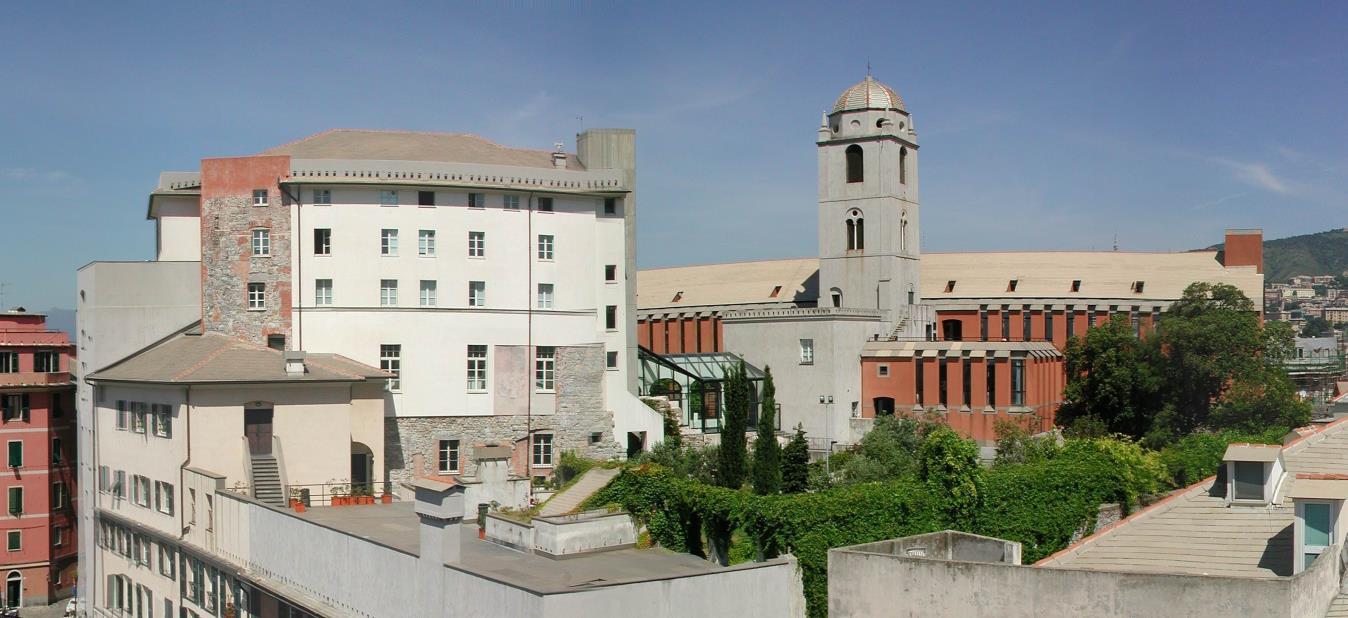 Scuola Politecnica di Architettura, Genova