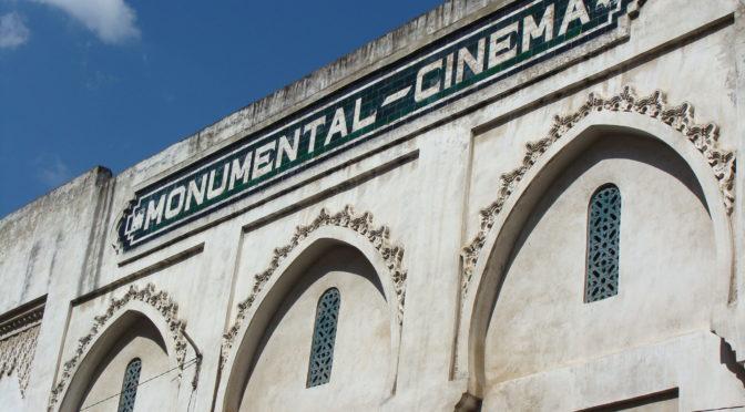 Crédits photographiques : Monumental Cinema, Tétouan, Angelo Bertoni (TELEMMe - AMU-CNRS)