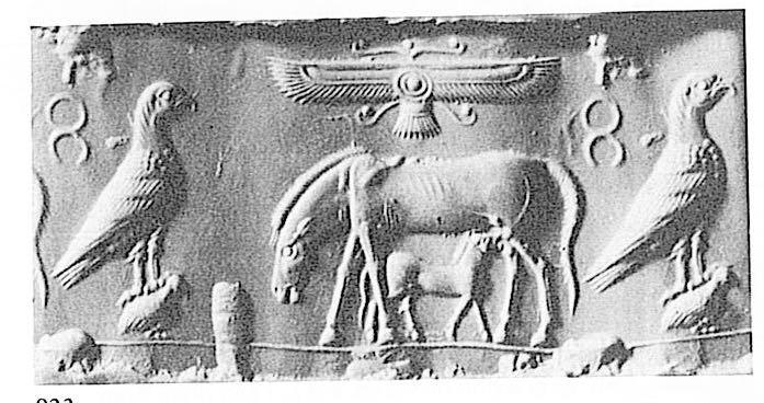 Le cheval au Proche-Orient ancien (première partie)