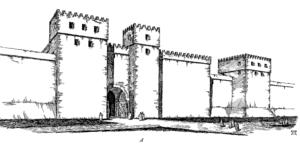 Porte de Dur Sharrukin