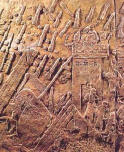 Prise de la ville de Lachish, Ninive