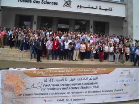 XVe congrès de l'APANAF du 10 au 14 septembre 2018