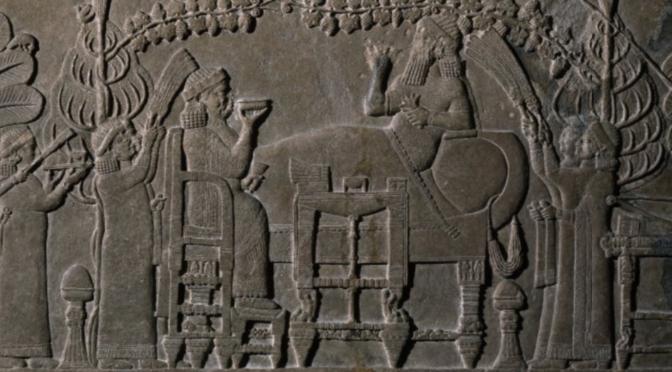 L'éducation littéraire des princesses mésopotamiennes
