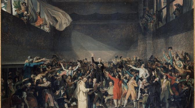 Les idées de «démocratie» ou pourquoi ne pas accepter la privation des libertés individuelles sans se révolter