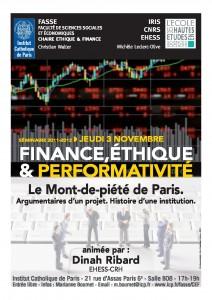 Affiche du 3 novembre 2011