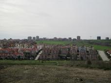 Gated Communities le long de l'ancienne voie ferrée