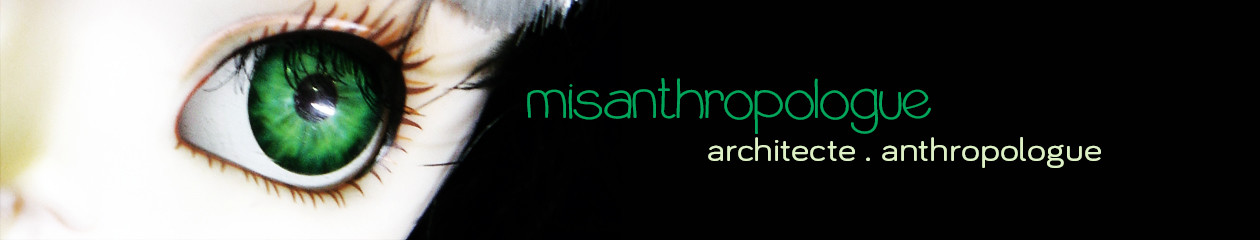 Misanthropologue