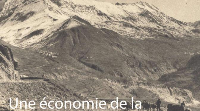 Séminaire de recherche : une économie de la frontière