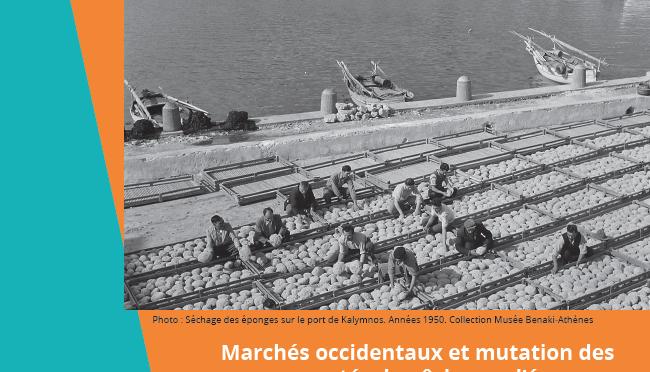 Daniel Faget : 2 octobre marchés occidentaux et mutation des communautés de pêcheurs de l'Égée entre 1830 et 1914