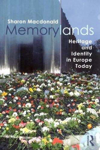 Capa do livro Memorylands
