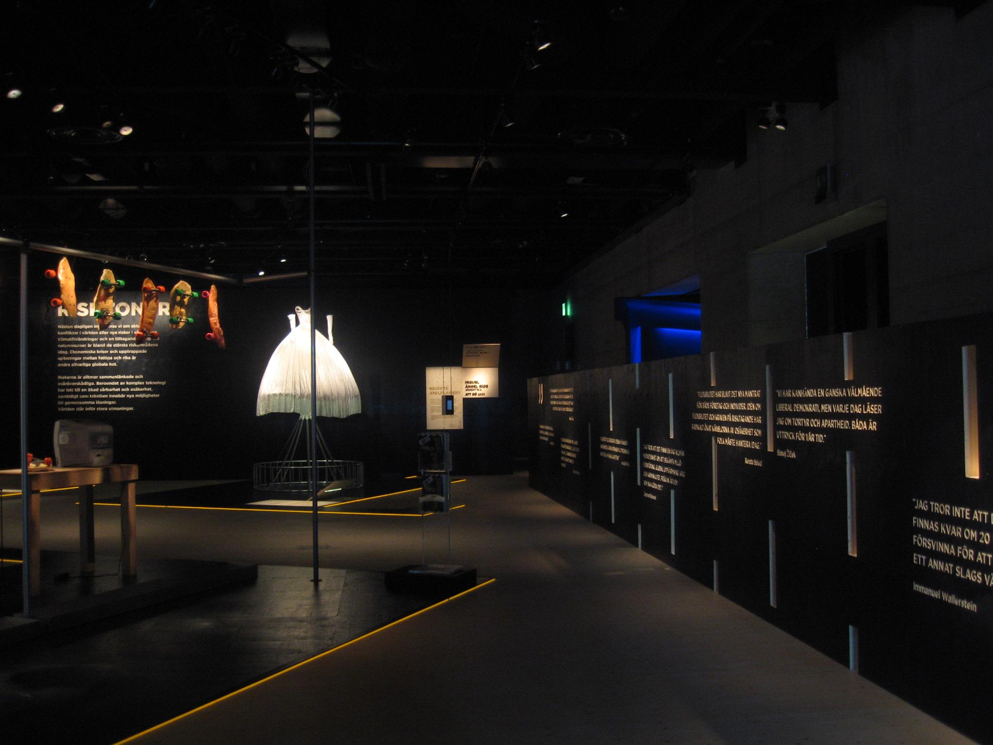 MWC Risk Zones - vista global da exposição 2011