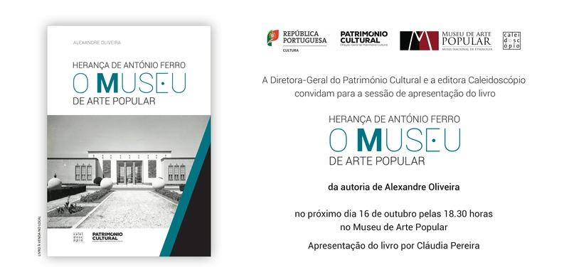 A imagem inclui capa do livro e mensagem convite para lançamento do livro
