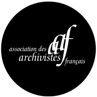 Logo de l'association des archivistes français