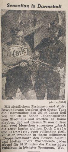Darmstädter Echo vom 14.05.1947, StadtA DA Bibl. Z 10