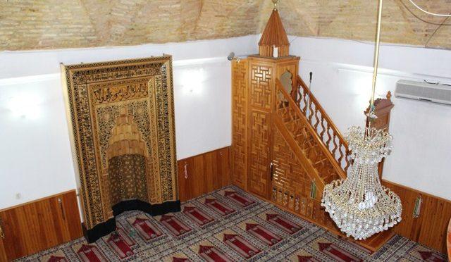 2009 (vor): Eine Ersatznische in Konya