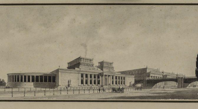 1884: Prospektive Aneignung des Pergamonaltars
