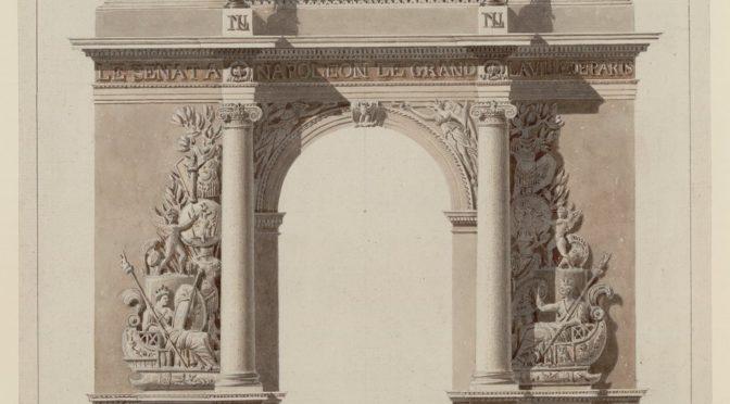 1813: Victorias Luftschloss in Paris. Die Berliner Quadriga im Dienste Napoléons