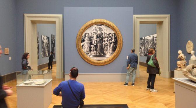 2015: Die Monumentalität des Verlusts. Die Schattengalerie der Berliner Skulpturen- und Gemäldesammlung