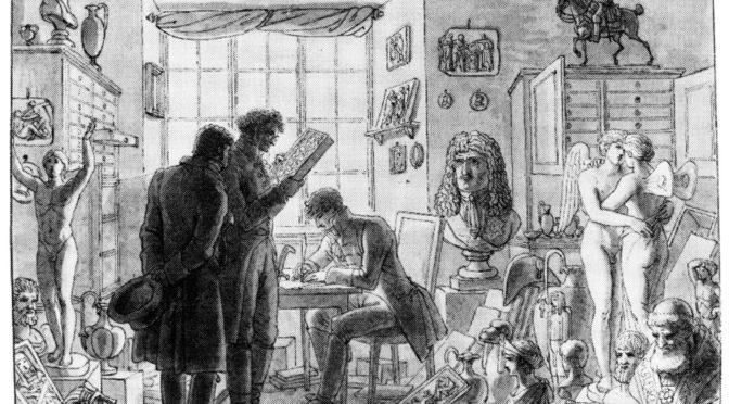 1806-1807: Das »Auge Napoléons« in der Kunstkammer des Berliner Stadtschlosses